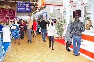 Компания «ЛСР.Недвижимость –Москва» постоянный партнер и участник выставки-ярмарки «Недвижимость от лидеров» в ЦДХ