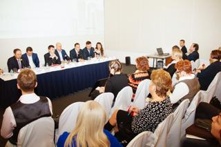 XVI Российский форум лидеров рынка недвижимости RREF – площадка для профессионального диалога