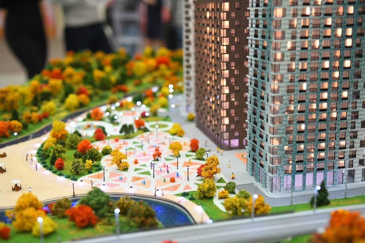 Одна из старейших строительных компаний участвует в выставке «Недвижимость от лидеров»